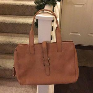 Foley + Corinna Leather Workbag/Tote